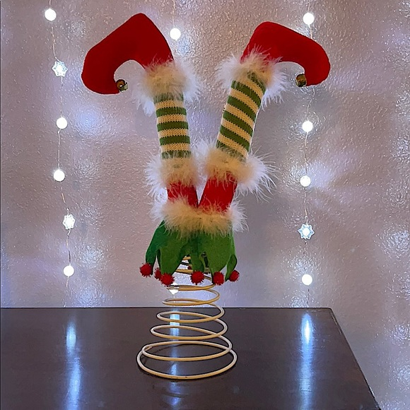 Adorable Christmas Tree Topper